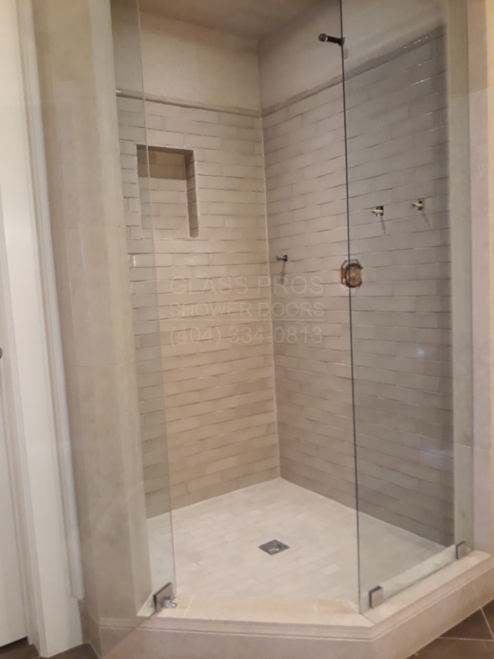Frameless Glass Shower Enclosures | Custom | Seamless