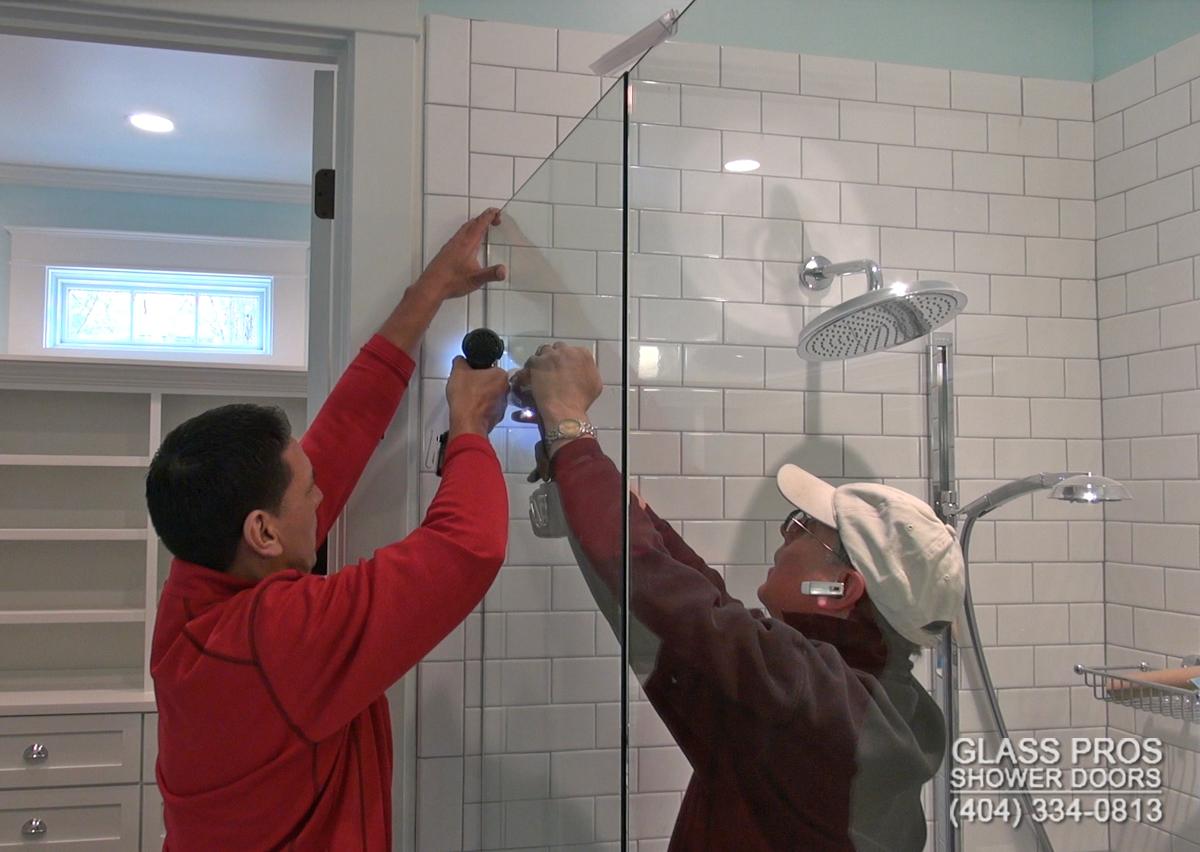 Frameless Glass Shower Enclosures | Custom | Seamless